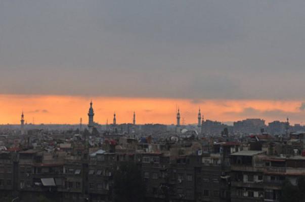 Սուրբ Ծննդի առավոտյան ահաբեկիչները գնդակոծել են Դամասկոսի քրիստոնեական թաղամասը