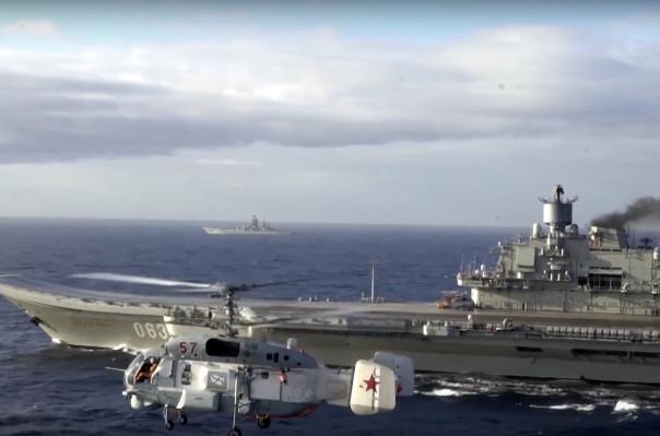 Ռուսաստանը կրճատում է Սիրիայում իր ռազմական ուժերը, առաջինը կհեռանա «Ծովակալ Կուզնեցովը»