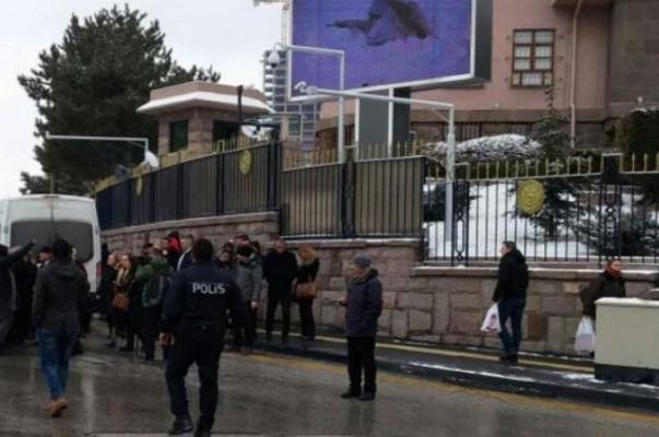 Թուրքիայում ոստիկանների հետ բախման արդյունքում պատգամավորներ են վիրավորվել