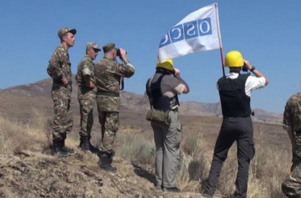 Մարտունու ուղղությամբ ԵԱՀԿ դիտարկումն անցել է առանց միջադեպերի