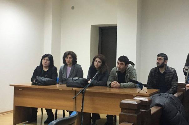 Լեզվաբանի ամուսնու սպանության գործ. դատարանը պաշտպանական կողմին չտրամադրեց վկայի ցուցմունքները