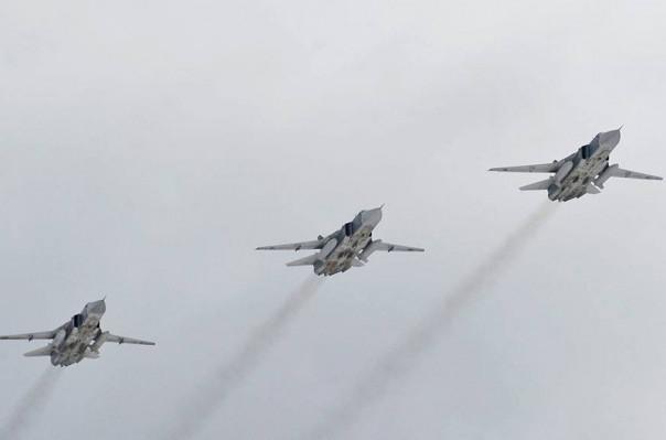 ՌԴ-ն և Թուրքիան առաջին համատեղ գործողություններն են անցկացնում ԻՊ-ի դեմ