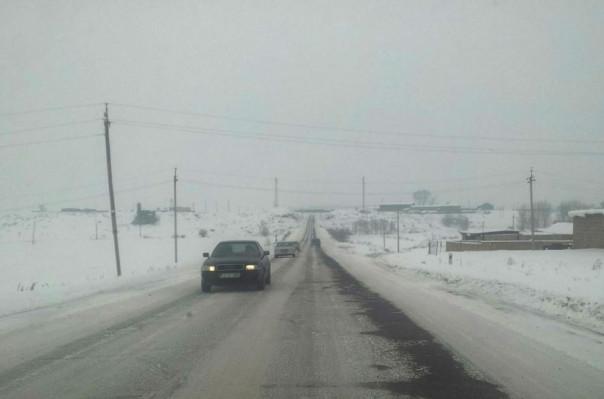 МЧС: Сельские дороги восновной массе областей Армении закрыты либо труднопроходимы