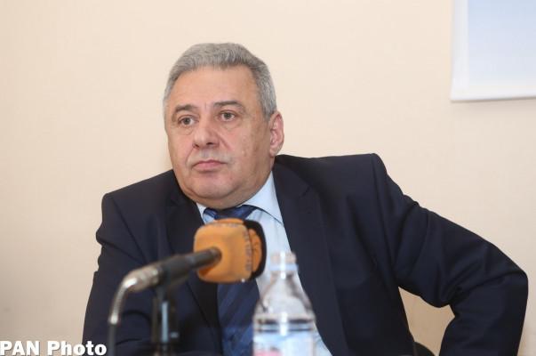Армения не обратится в ОДКБ, поскольку диверсия и нарушение режима прекращения огня не являются агрессией – В. Арутюнян