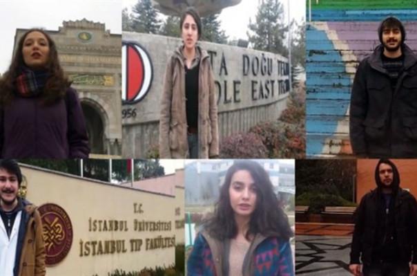 Թուրքիայի ուսանողությունը միավորվում է սահմանադրական փոփոխությունների դեմ