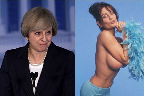 Թրամփի օգնականները Մեծ Բրիտանիայի վարչապետին «շփոթել» են պոռնոաստղի հետ
