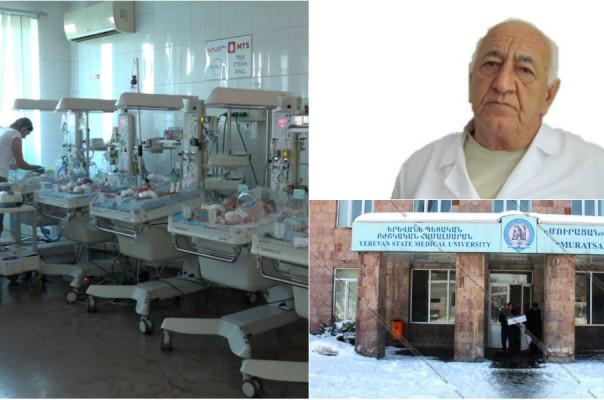 «Մուրացանում» մահացած նորածնի ծնունդ ընդունող տարեց բժիշկը նախկինում եղել է դատապարտված