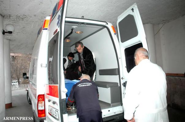 Երևանում վրաերթի ենթարկված կինը հիվանդանոցում մահացել է