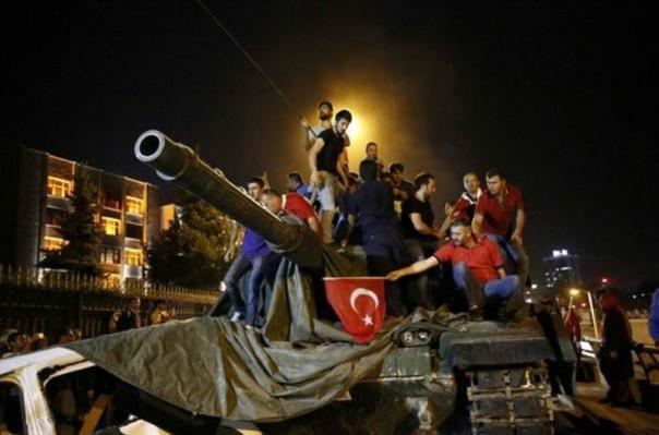 2017 թվականին Թուրքիայում կարող է նոր հեղաշրջում տեղի ունենալ
