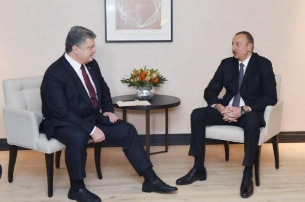 Ադրբեջանը և Ուկրաինան պայմանավորվել են իրենց երկիր չթողնել Լեռնային Ղարաբաղում և Դոնբասում արտադրված ապրանքները
