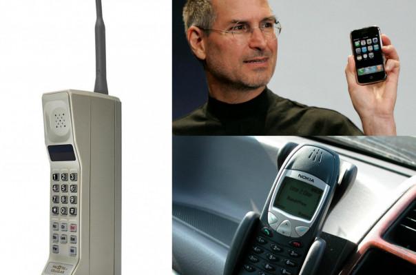 10 բջջային հեռախոս, որոնք «պատմություն են կերտել».Լուսանկարներ