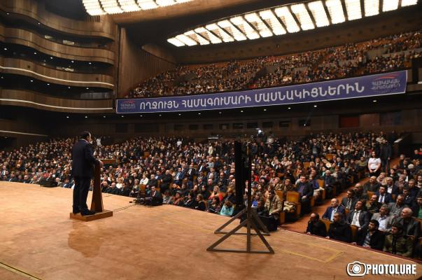 ՕԵԿ-ը միաձուլման միջոցով միացավ ՀՎԿ-ին. համամասնական ցուցակը գլխավորելու է Արթուր Բաղդասարյանը
