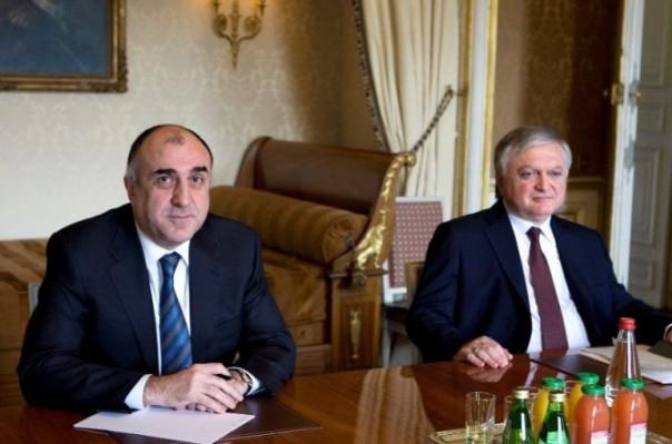 Հայաստանի և Ադրբեջանի արտգործնախարարների հանդիպումը