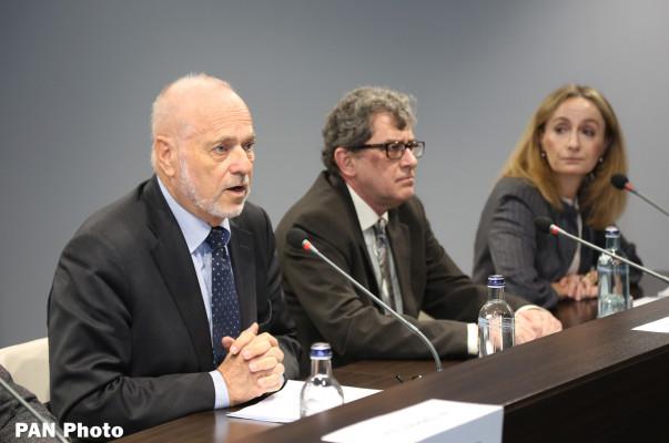 ОБСЕ/БДИПЧ осуществит наблюдательскую миссию вАрмении поприглашению МИД Армении