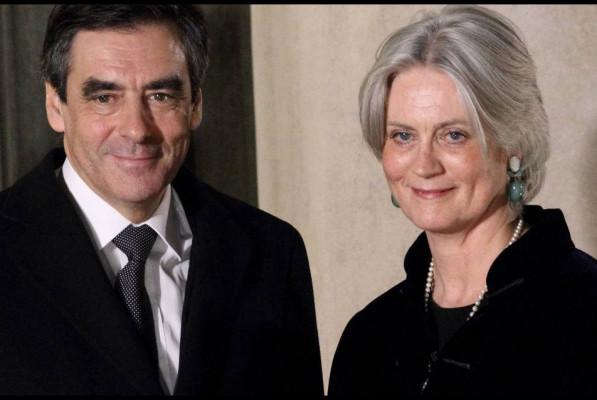- Francois busnel sa femme ...