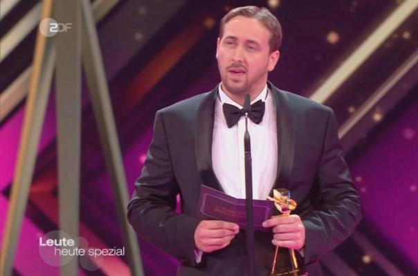 Գերմանիայում «Ոսկե տեսախցիկ» մրցանակը հանձնվել է «կեղծ» Ռայան Գոսլինգին (տեսանյութ)