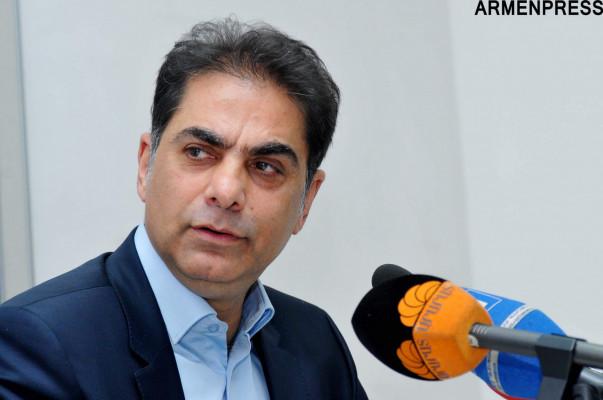 Мурад Папазян о встрече президентов Армении и Франции: Референдум по самоопределению Арцаха – предложение Олланда