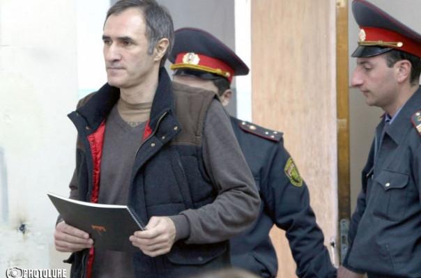 Վարդան Պետրոսյանը ազատ է արձակվել