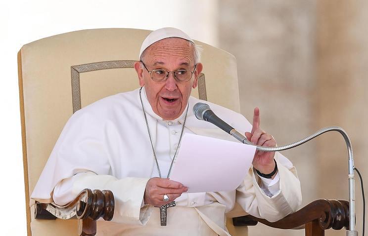 папа римский считает тяжким грехом увольнение работников ради