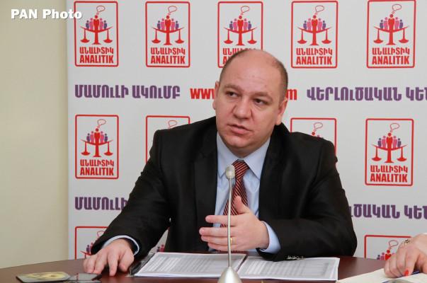 Банки поняли, что предоставлением потребительских кредитов нельзя способствовать развитию экономики – Вилен Хачатрян