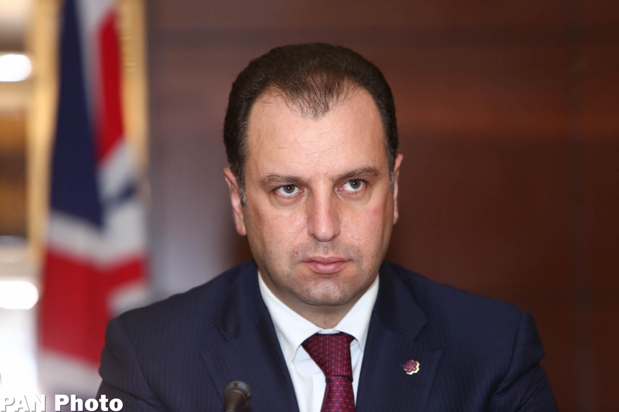 Назначение новых замминистра обороны будет осуществлено до истечения срока полномочий нынешнего НС – Виген Саргсян