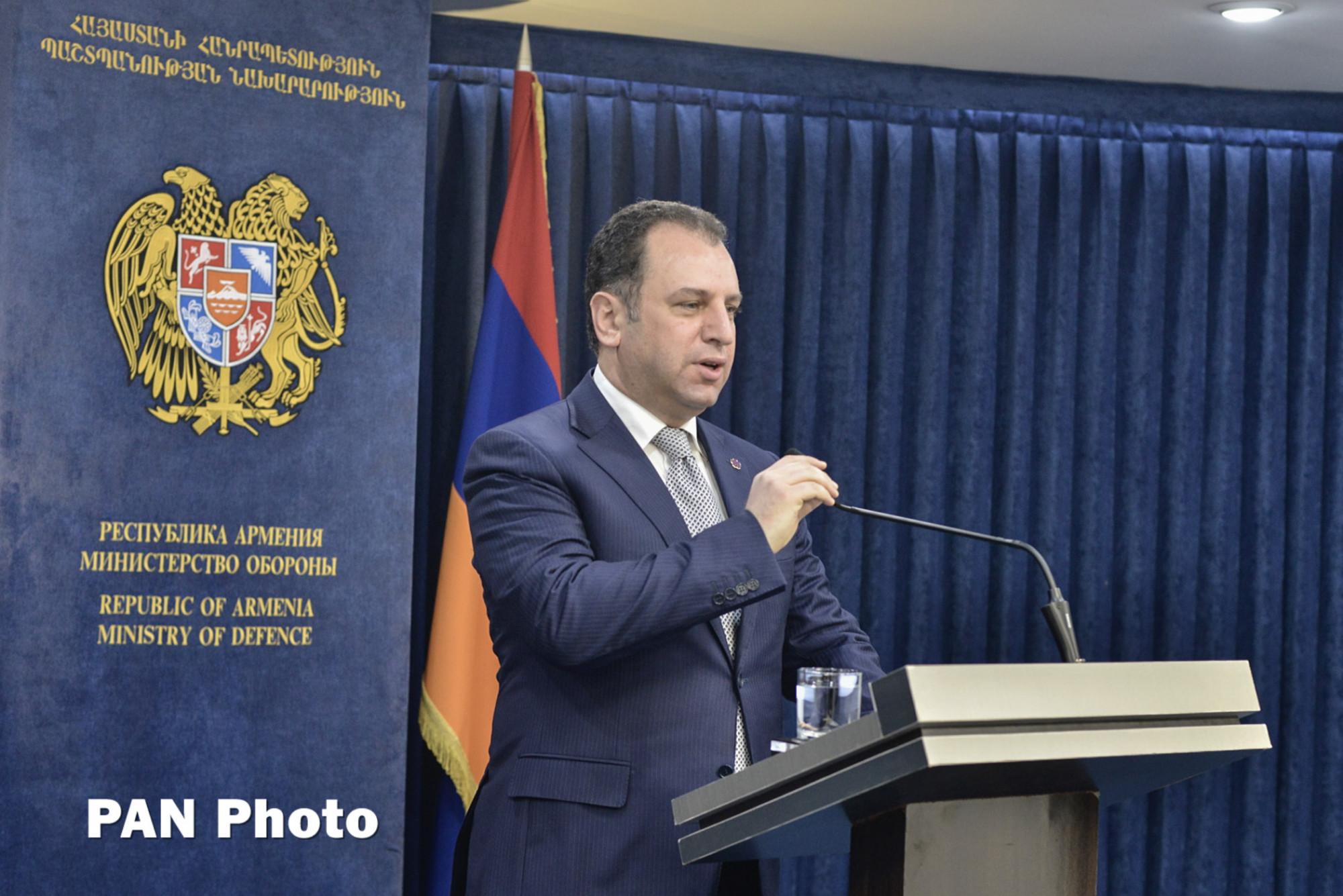 Новые программы минобороны Армении не преследуют цель увеличить число военнослужащих: мы всего лишь предоставляем возможность выбора – В. Саргсян