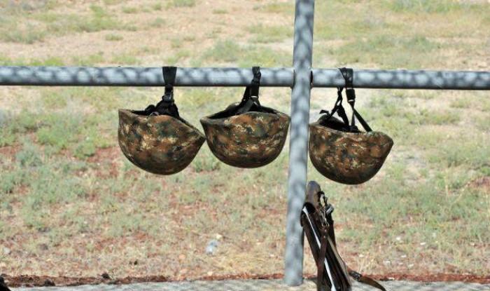 В одной из воинских частей МО Армении погиб военнослужащий