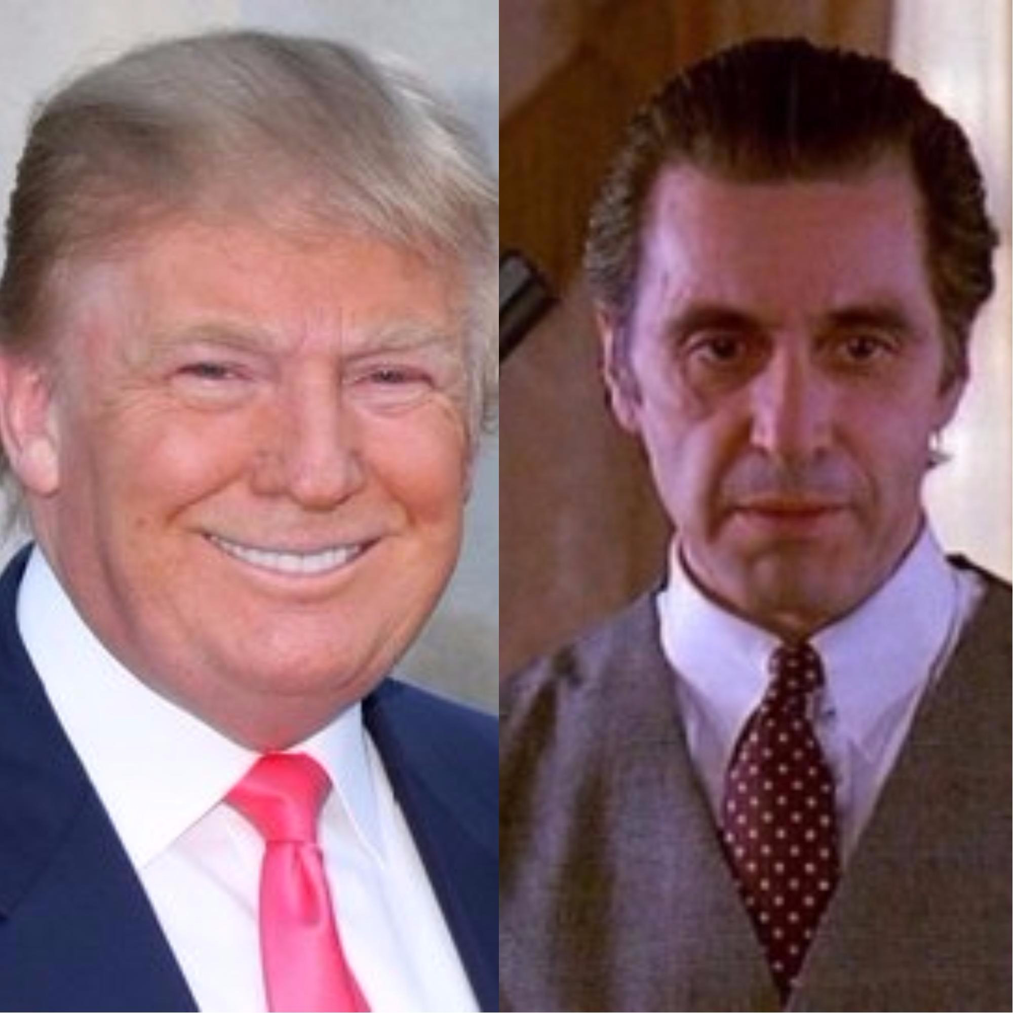 Scent Of A Woman 1992 Martin Brest: Trump Was Cut From An Al Pacino Film After Demanding Role