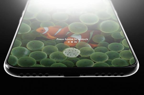 Будущий iPhone 8 показали на видео