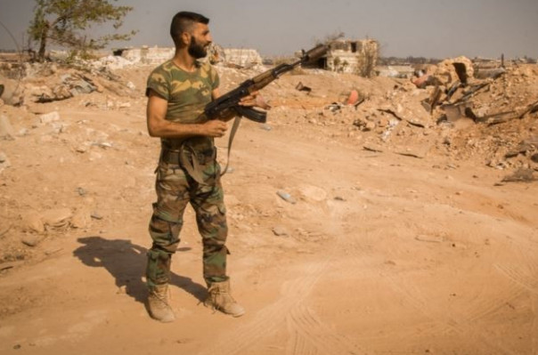 Правительственные войска в Сирии за сутки освободили более 200 км