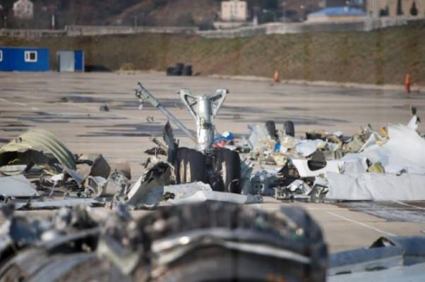 Крушение Ту-154 над Сочи: СМИ назвали причину