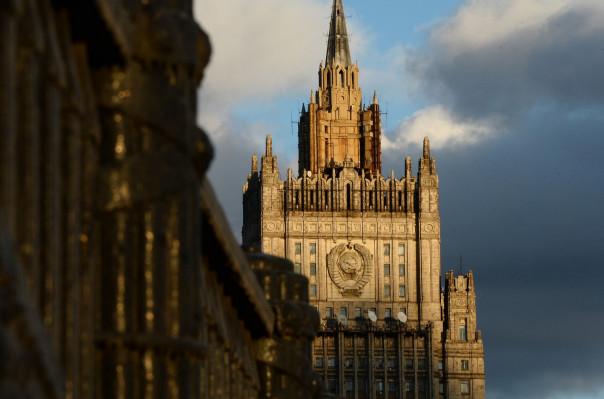МИД России назвал неприемлемыми удары Турции в Ираке и Сирии