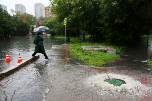 В Ереване и районах ожидается дождь, гроза, град: с завтрашнего дня температура воздуха повысится