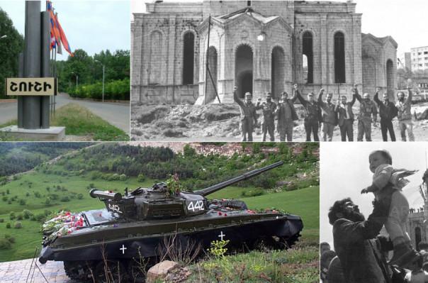 25 лет назад был освобожден Шуши: 8 мая – исторический день для Арцаха