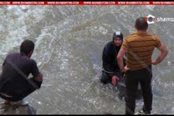 В Арцахе армейский автомобиль «Виллис» упал в водоем: трое военных утонули - Shamshyan.com