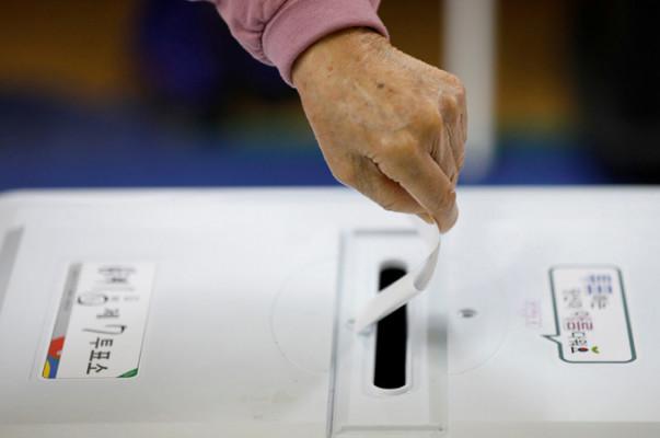 В Южной Корее начались президентские выборы