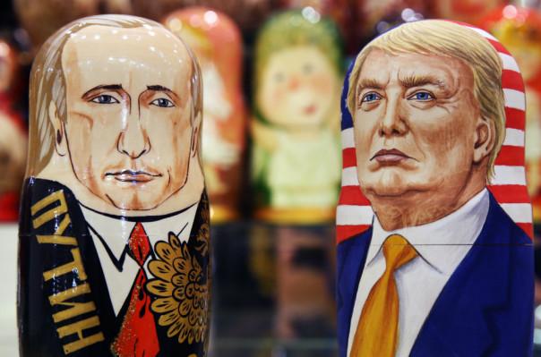 Трамп назвал «абсолютной ложью» сообщения о связях с Россией
