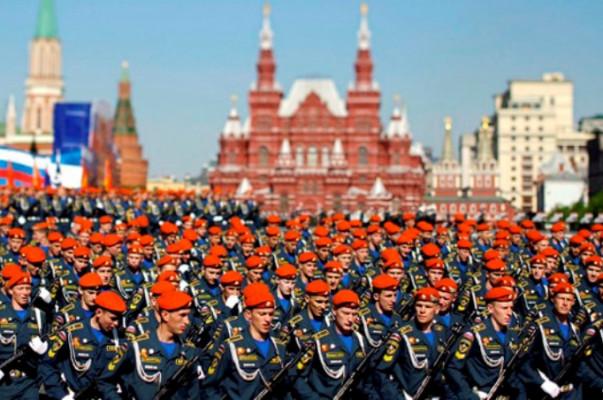 На Красной площади в Москве начался парад в честь 72-й годовщины Победы