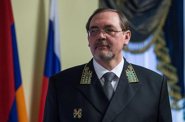 Если и произойдет какое-либо расширение возможностей российской базы в Гюмри, то это будет в двустороннем порядке – И. Волынкин