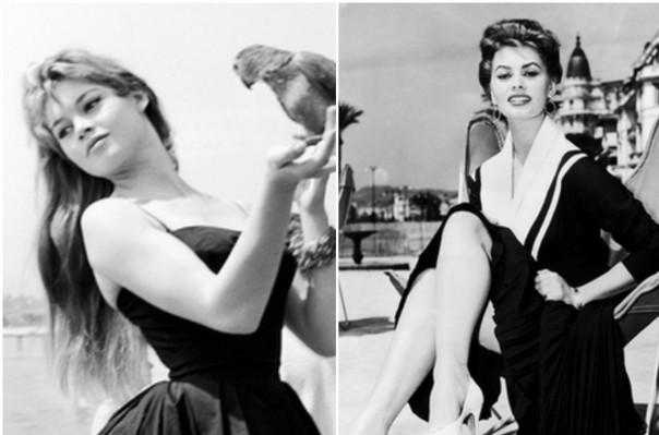 Կաննի կինոփառատոնի ռետրո արխիվը` Tatler-ի ֆոտոշարքում (լուսանկարներ)
