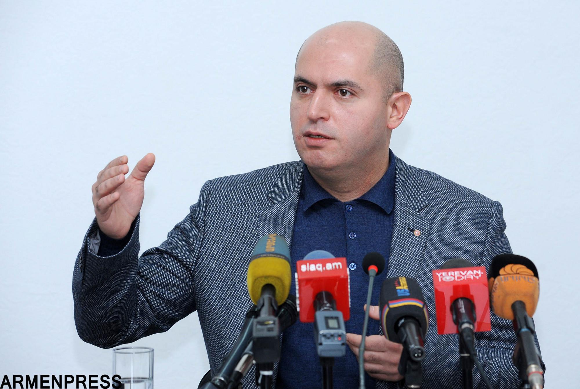 Общепартийный консенсус был для нас необходимостью  Армен Ашотян о форуме Армянских партий