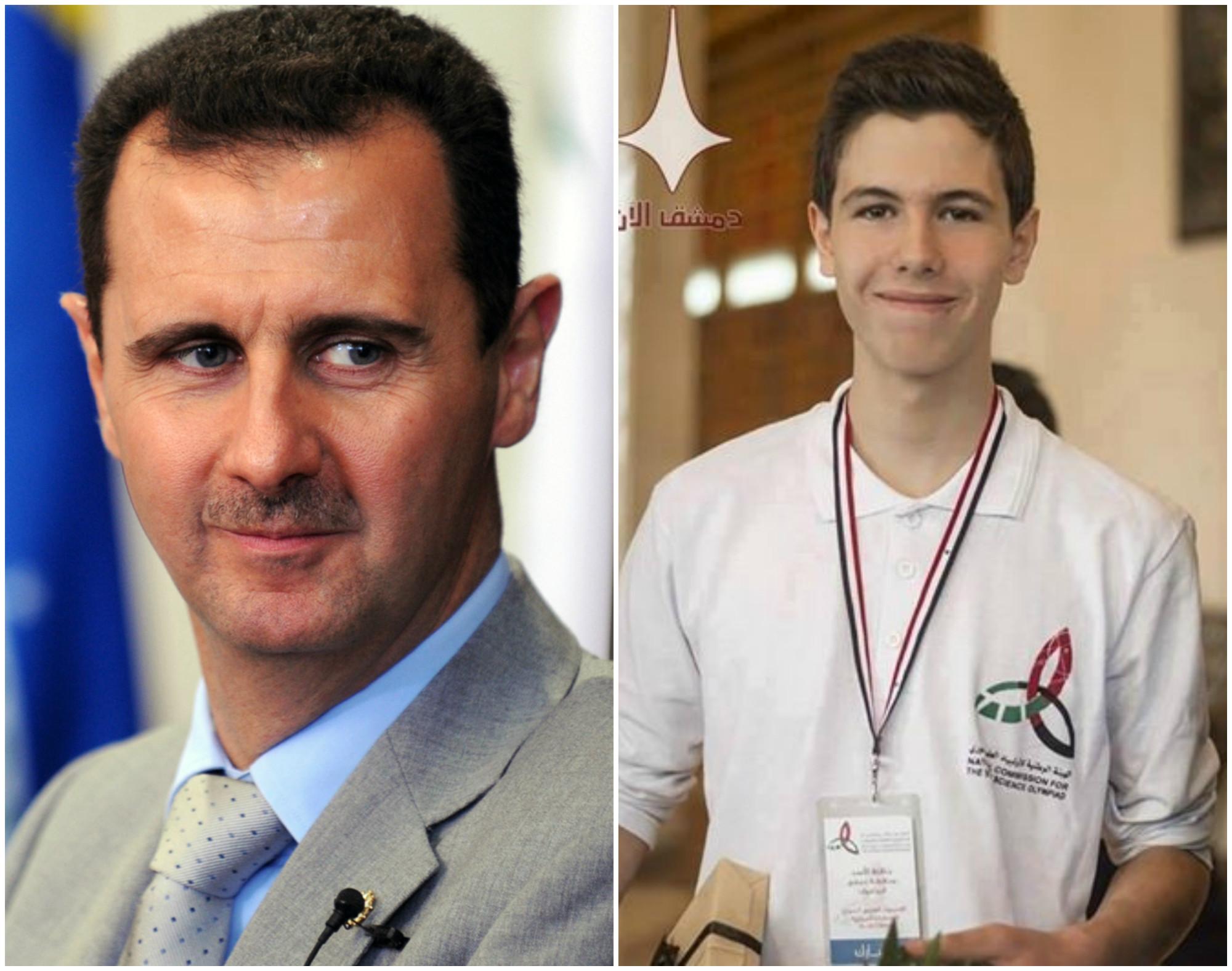 """Бразильские СМИ решили узнать у сына Башара Асада о том, """"каково быть сыном диктатора"""""""