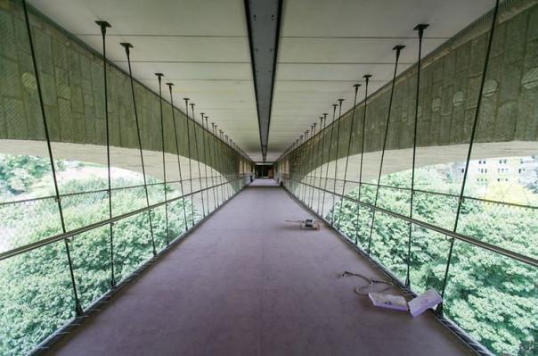 Լյուքսեմբուրգում կամրջից «կախված» հետիոտնային անցում կբացվի (լուսանկարներ)