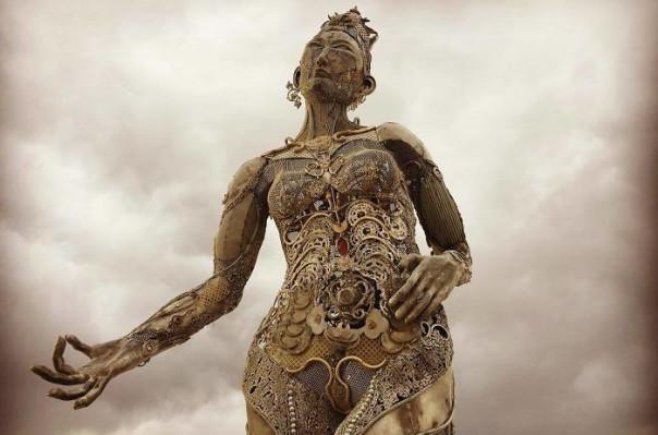ԱՄՆ-ում անցկացվող «Այրվող մարդ» փառատոնը՝ ֆոտոշարքով (լուսանկարներ)