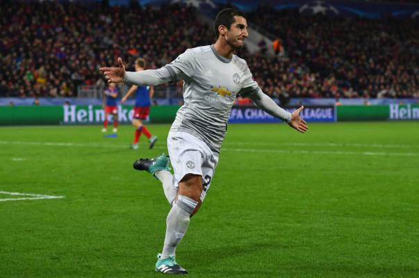 Футболисты «Манчестер Юнайтед» не ждали такой легкой победы над ЦСКА— Мхитарян