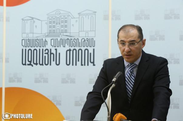 Сколько населения в армении в 2018