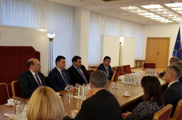 Шармазанов осудил позицию Латвии поКарабаху