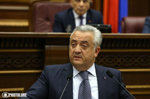 Артур Джавадян: Всоседних государствах рост цен выше, чем вАрмении