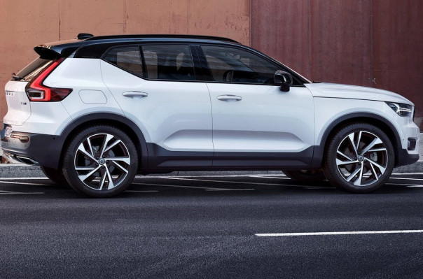 Volvo S Xc40 Is Voted 2018 European Car Of The Year Armenian News