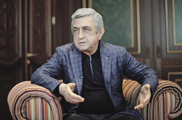 Image result for серж саргсян